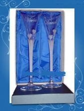 objednané skleničky
