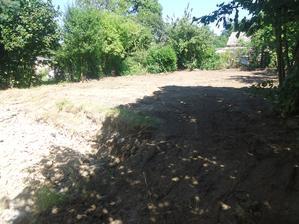 Zplanýrovaná zahrada