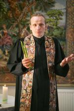 Reverend Petr Samojský - foto Martin Rabovský