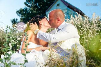 romantika v trávě :)