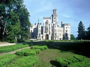 ...nejkrásnejší Den se odehraje na zámku Hluboká nad Vltavou...