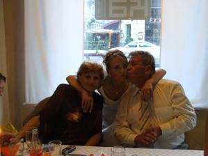 Moji rodičia. Takto ich vidím spolu po skoro 30 rokoch.