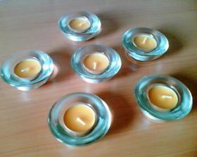 svíčky budou hezké na vlizelínu