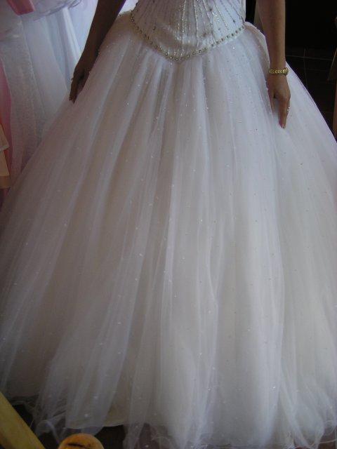 Zuzka a Lubino - detail sukne