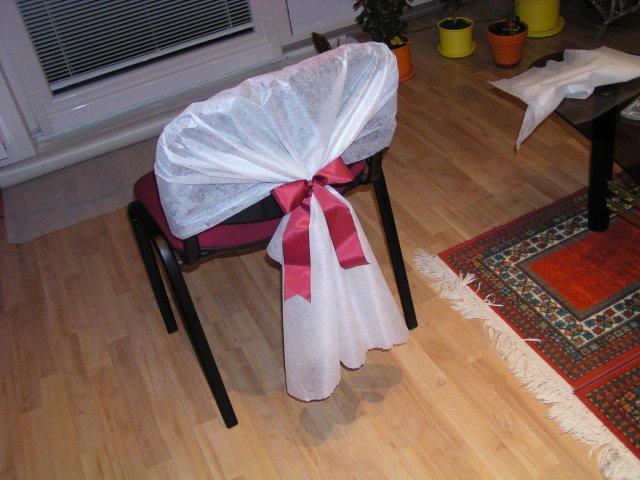 Zuzka a Lubino - na stoličky