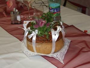 môj svadobný chlieb