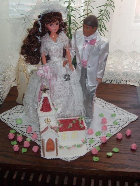 Zuzka a Lubino - bábiky u nás doma