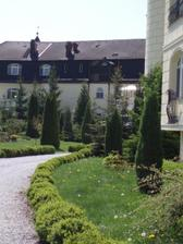 HOTEL SEN - ZAHRADA