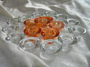 svícínky na stůl