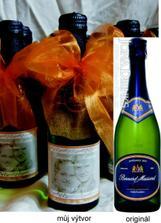víno pro svatebčany