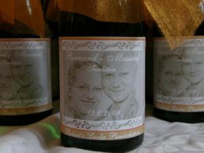 detail vínečka