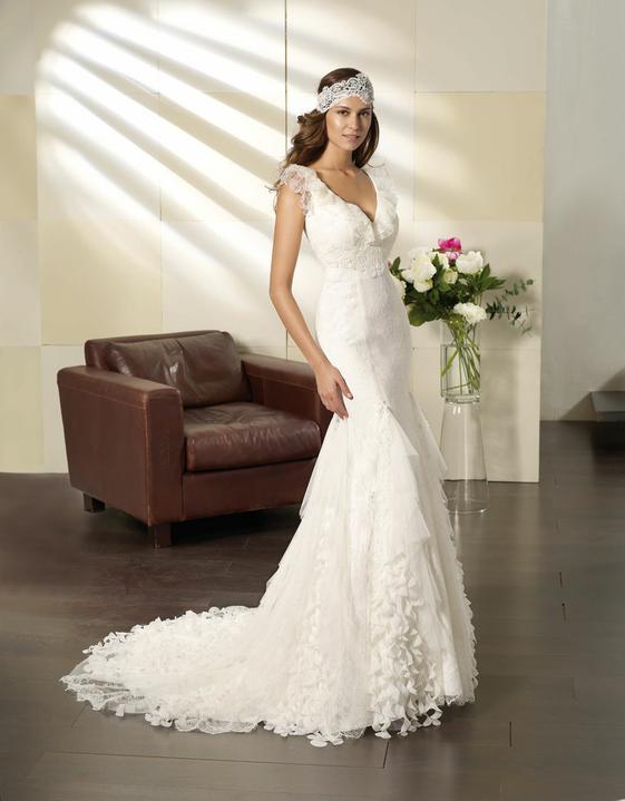 Svatební šaty Villais Espaňa - Model Otoňo vel.36