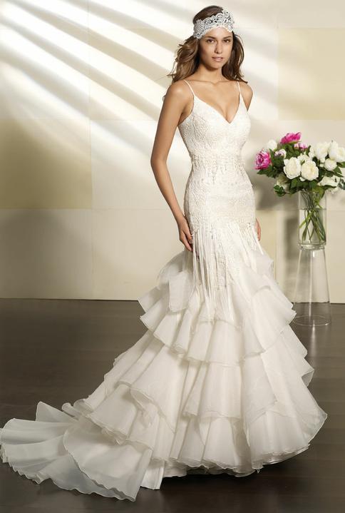 Svatební šaty Villais Espaňa - model Paris vel.36