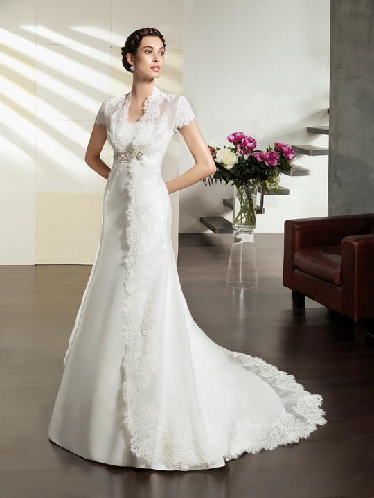 Svatební šaty Villais Espaňa - model Perla vel.34