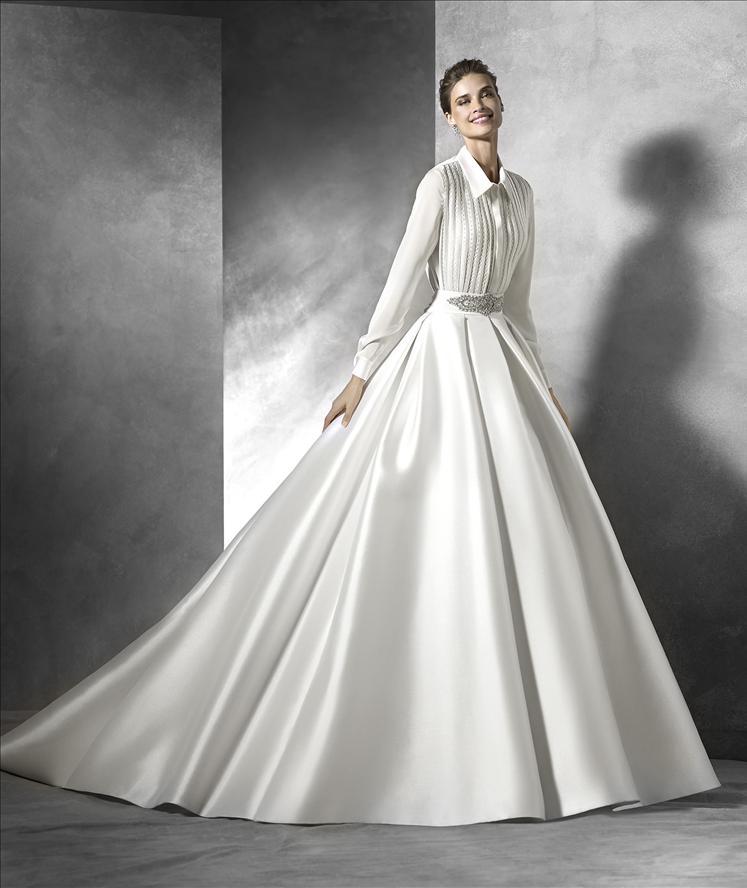 Nové šaty Pronovias v našich salonech - Obrázek č. 2