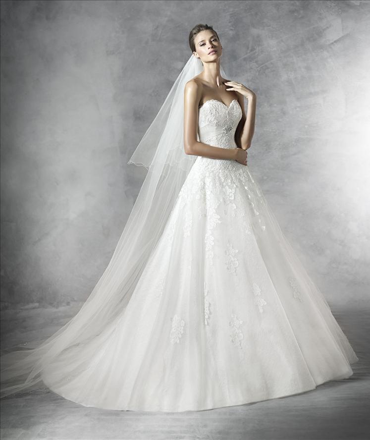 Nové šaty Pronovias v našich salonech - Obrázek č. 3