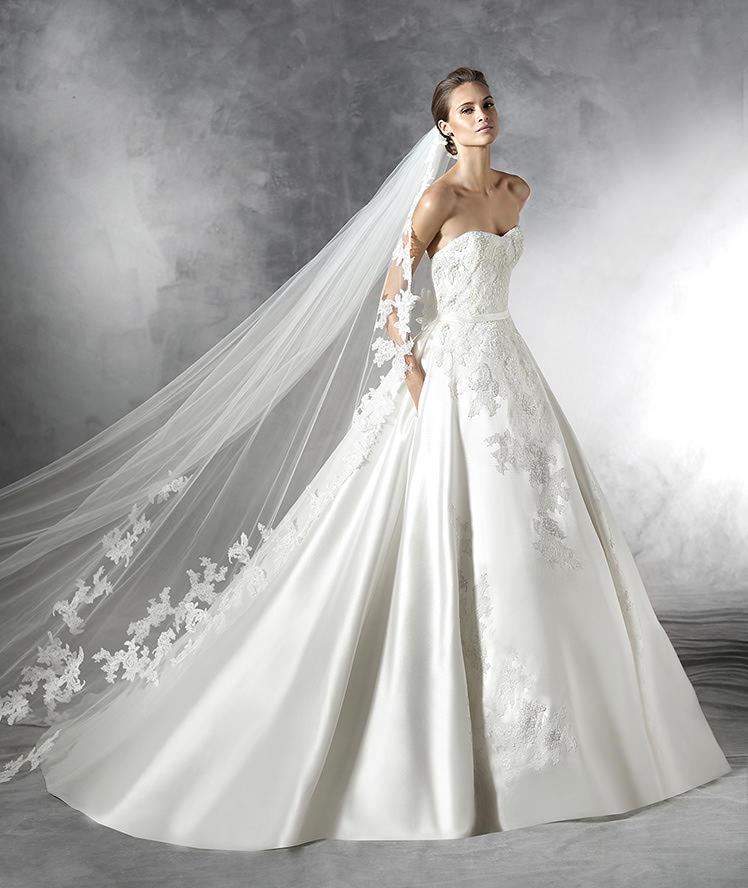 Nové šaty Pronovias v našich salonech - Obrázek č. 4