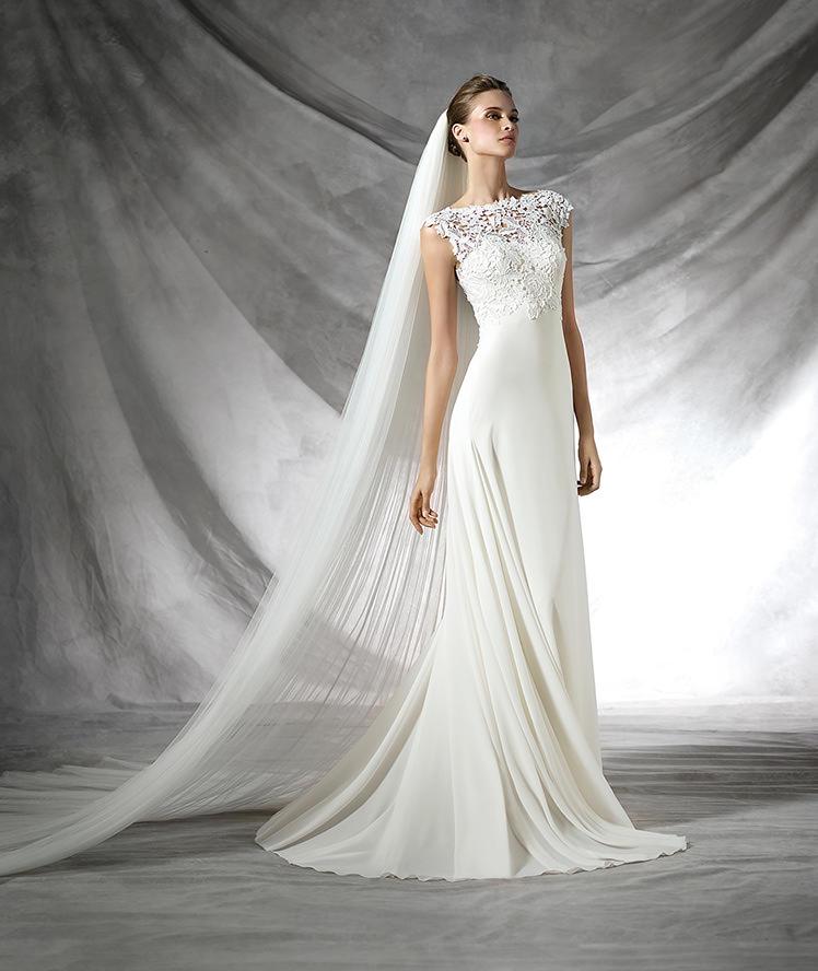 Nové šaty Pronovias v našich salonech - Obrázek č. 5