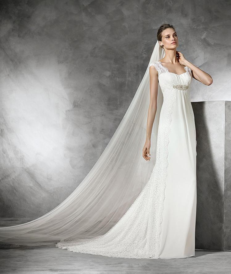 Nové šaty Pronovias v našich salonech - Obrázek č. 7