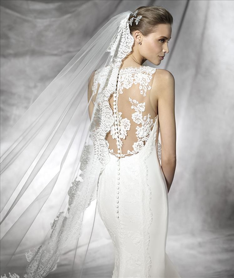 Nové šaty Pronovias v našich salonech - Obrázek č. 8