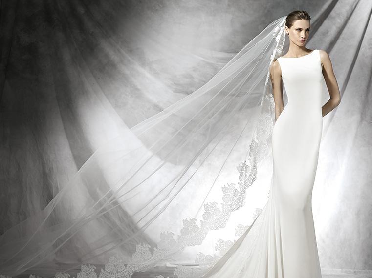 Nové šaty Pronovias v našich salonech - Obrázek č. 9