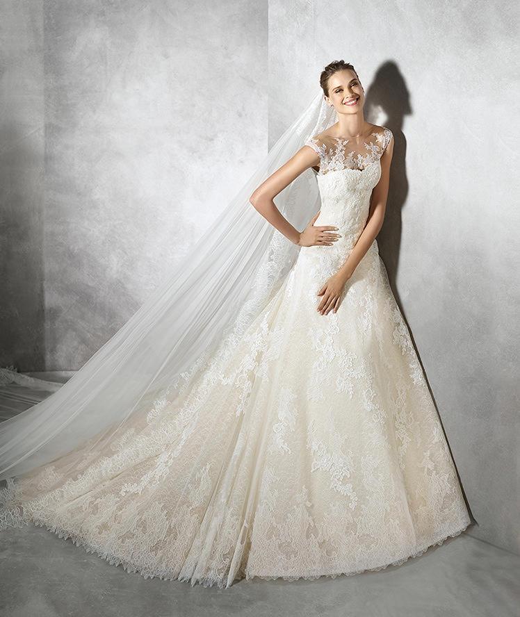 Nové šaty Pronovias v našich salonech - Obrázek č. 10