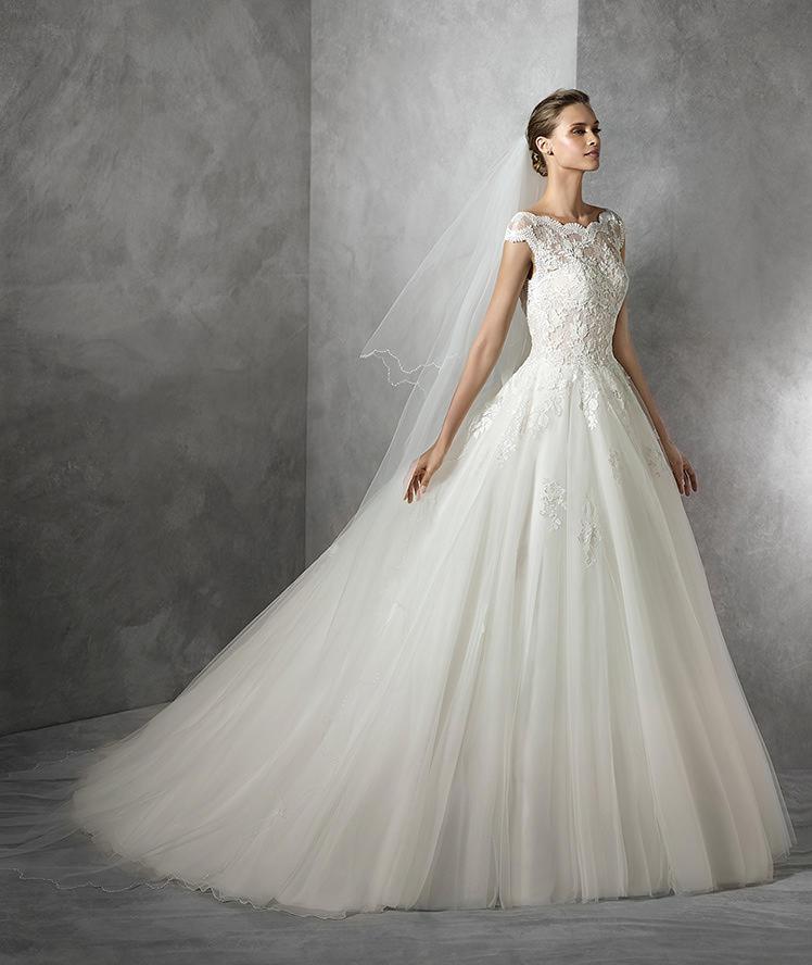 Nové šaty Pronovias v našich salonech - Obrázek č. 11