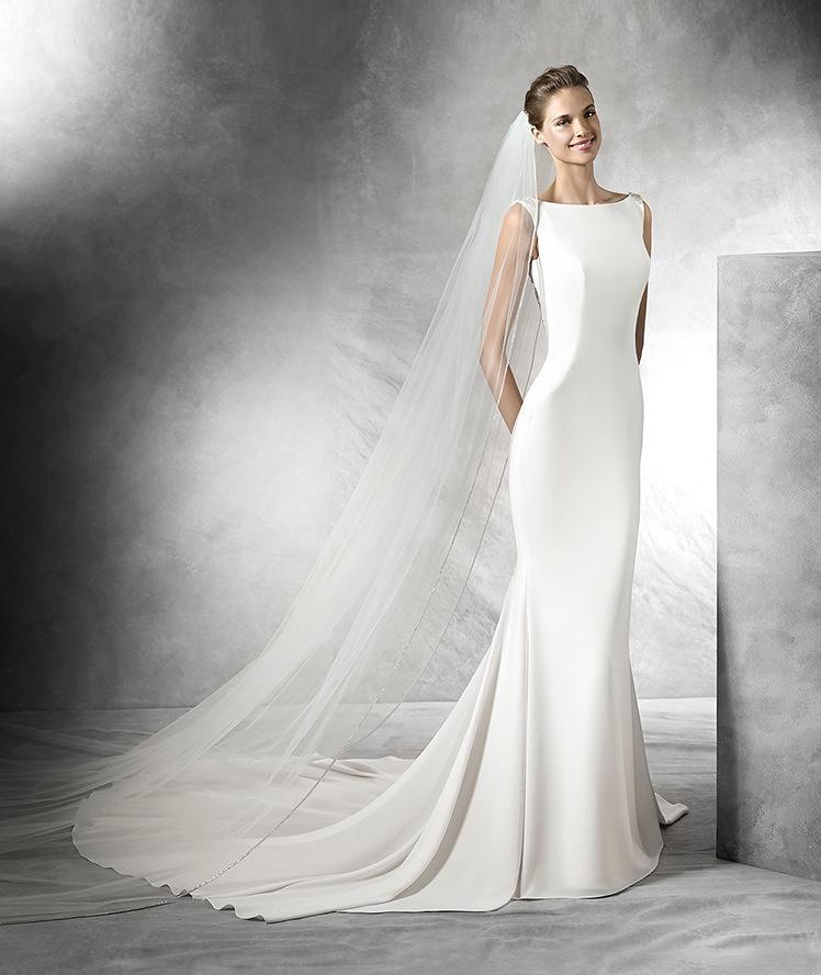 Nové šaty Pronovias v našich salonech - Obrázek č. 12