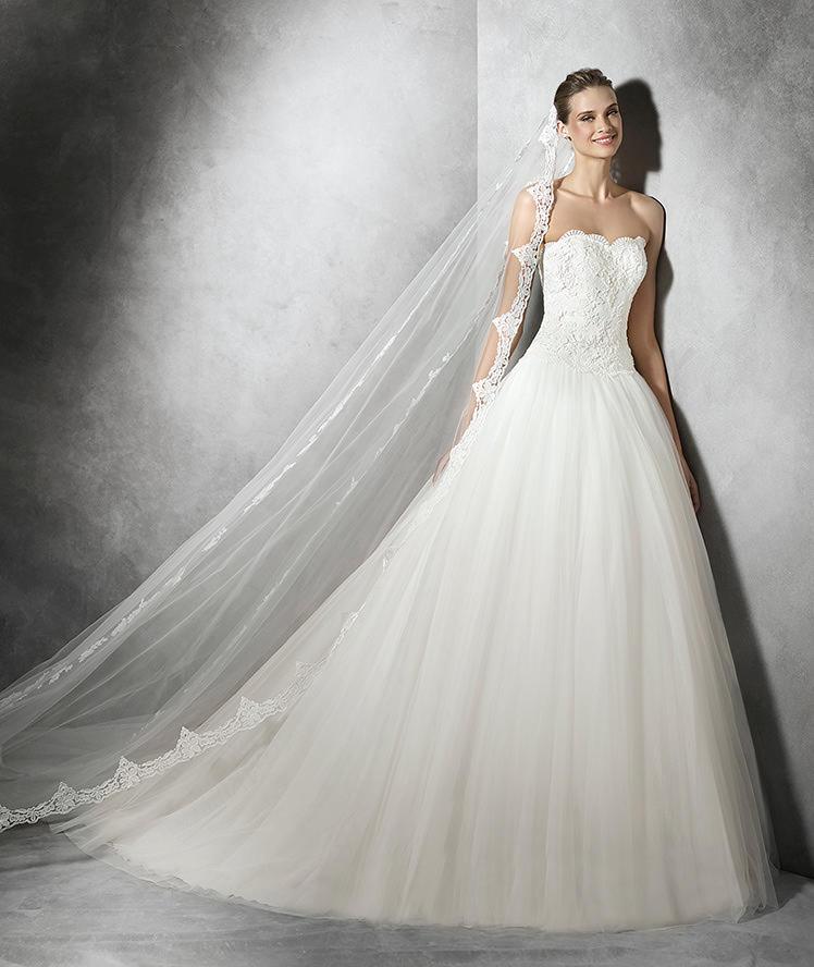 Nové šaty Pronovias v našich salonech - Obrázek č. 14