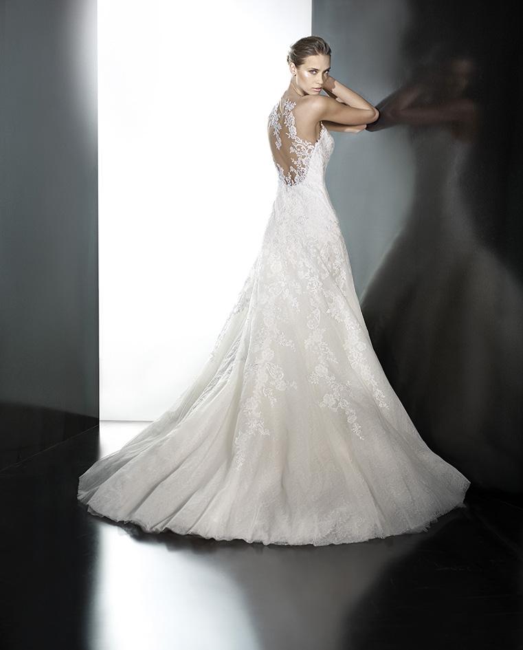 Nové šaty Pronovias v našich salonech - Obrázek č. 15