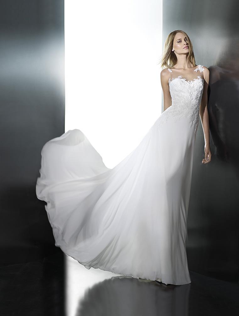 Nové šaty Pronovias v našich salonech - Obrázek č. 18