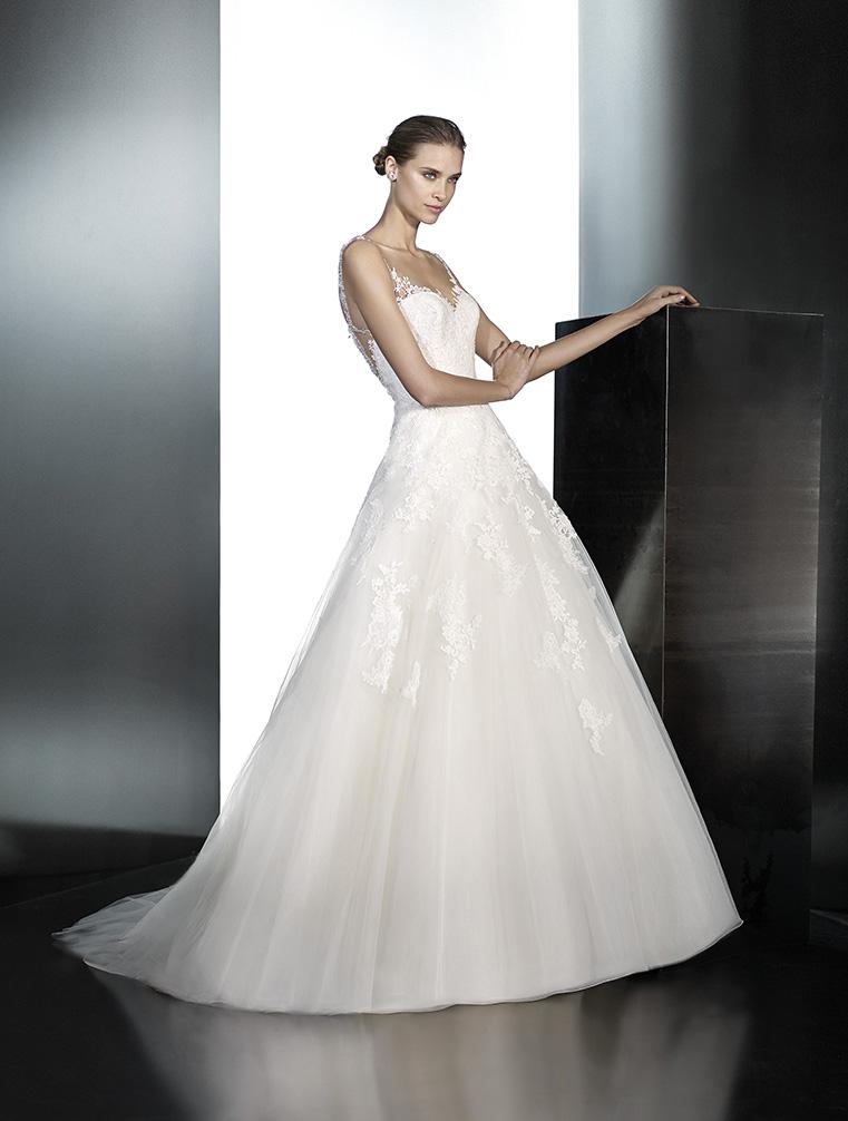 Nové šaty Pronovias v našich salonech - Obrázek č. 19