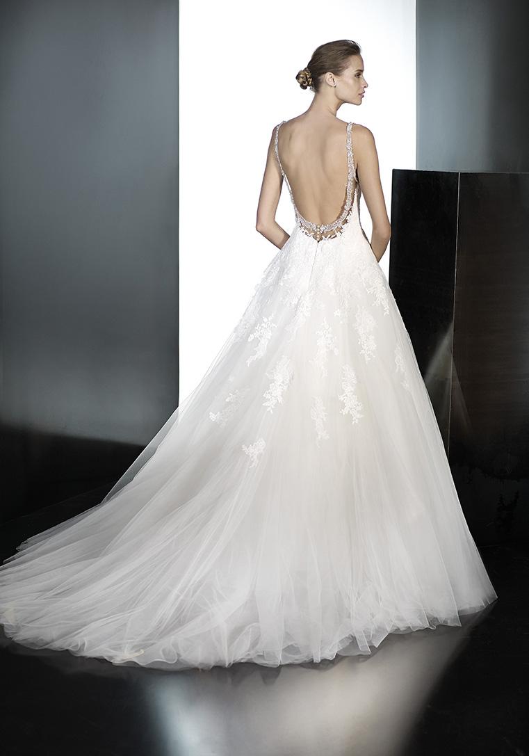Nové šaty Pronovias v našich salonech - Obrázek č. 20