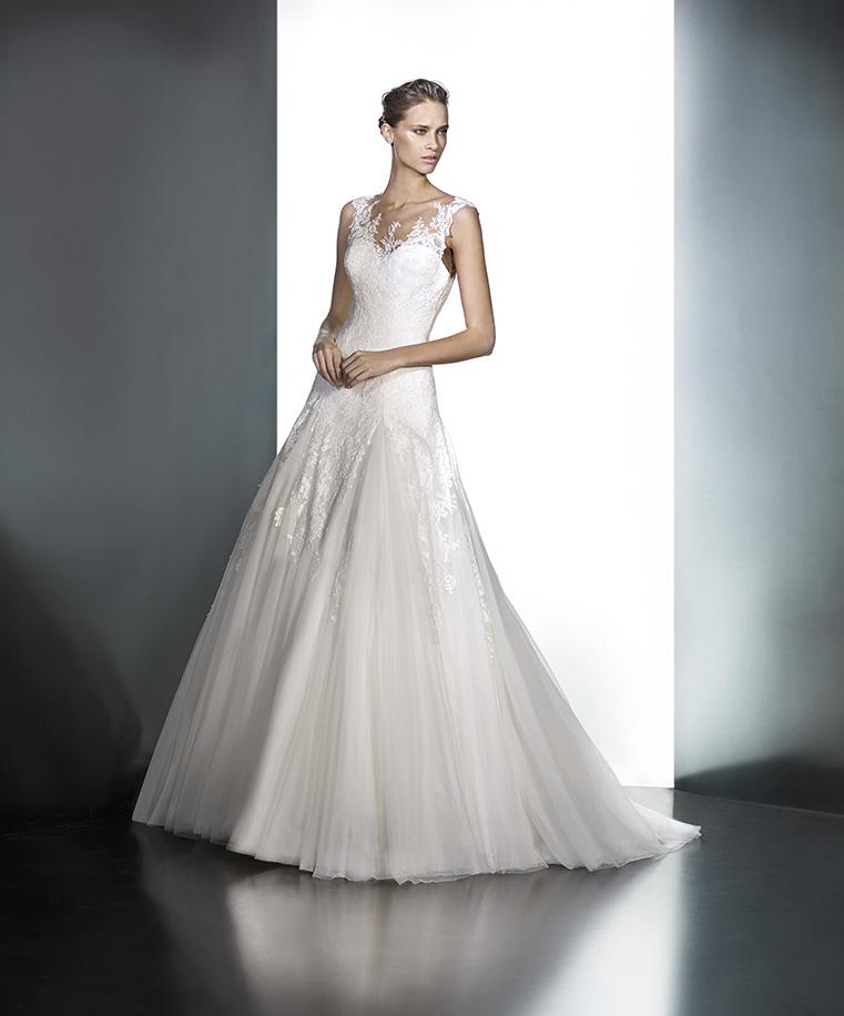 Nové šaty Pronovias v našich salonech - Obrázek č. 21