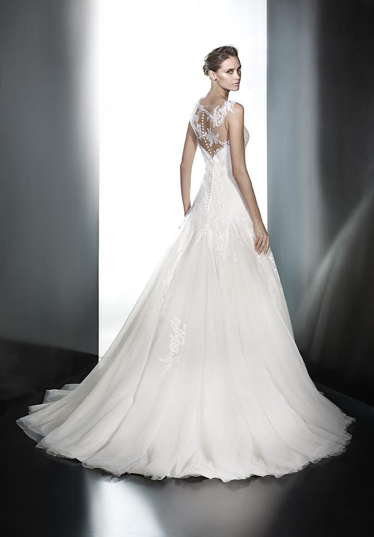 Nové šaty Pronovias v našich salonech - Obrázek č. 22