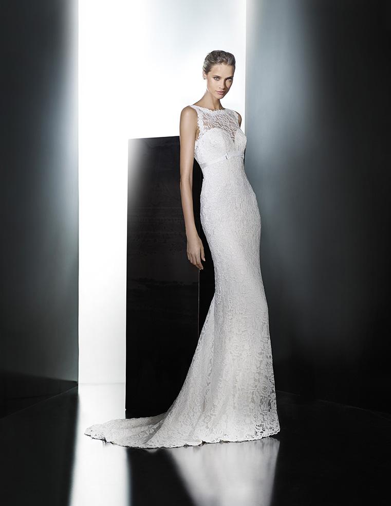 Nové šaty Pronovias v našich salonech - Obrázek č. 26