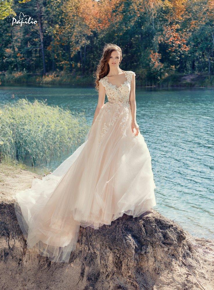 VÝPRODEJ šatů za půjčovné - Obrázek č. 30