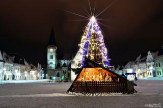 U nás... - vianočná atmosféra v našom meste...