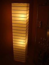 nová lampa pre radosť :-)