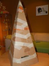 tento rok bude kartónový stromček iný ...