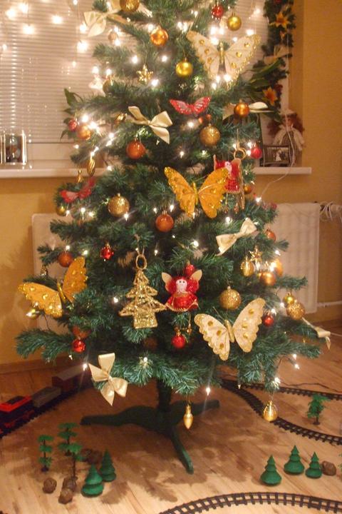 Zmeny nasho strom ceka 2003 - 2016 - Vianoce 2009