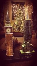 vianočné darčeky pre syna ...nakoniec je to pekná efektná dekorácia ...