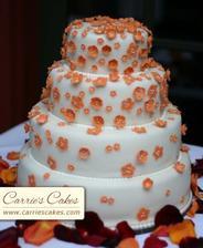 svatební dort č.3