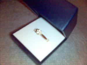 Zásnubní prstýnek - Primossa