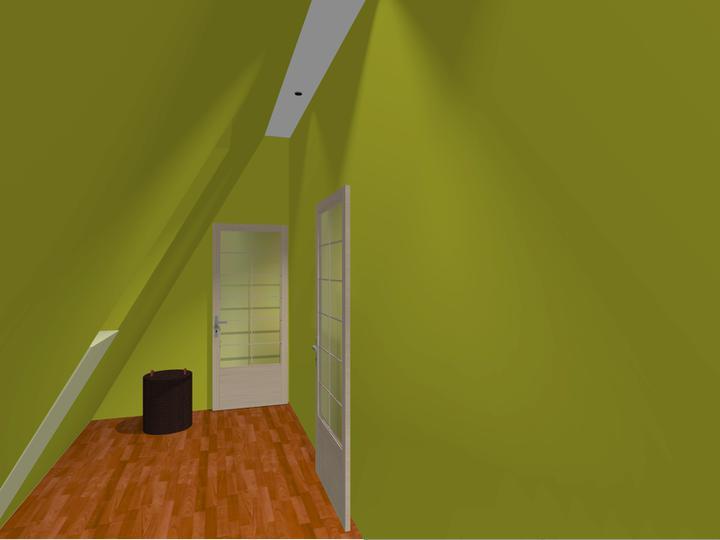 Detske izby v podkrovi - Obrázok č. 1