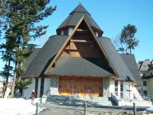 toto nie je domček samozrejme, ale veľmi chutný kostolík