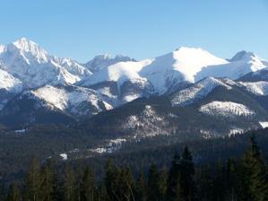 a jedna panoramatická