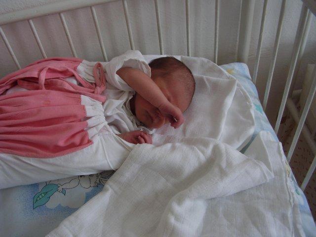 Janka{{_AND_}}Viktor - Mami, nefot ma v porodnici, az doma dobre???