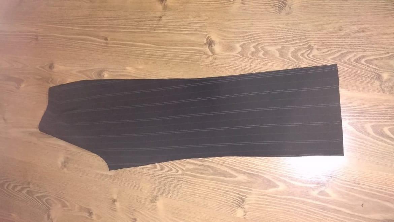 kostýmové nohavice Zn. amaranto - Obrázok č. 3