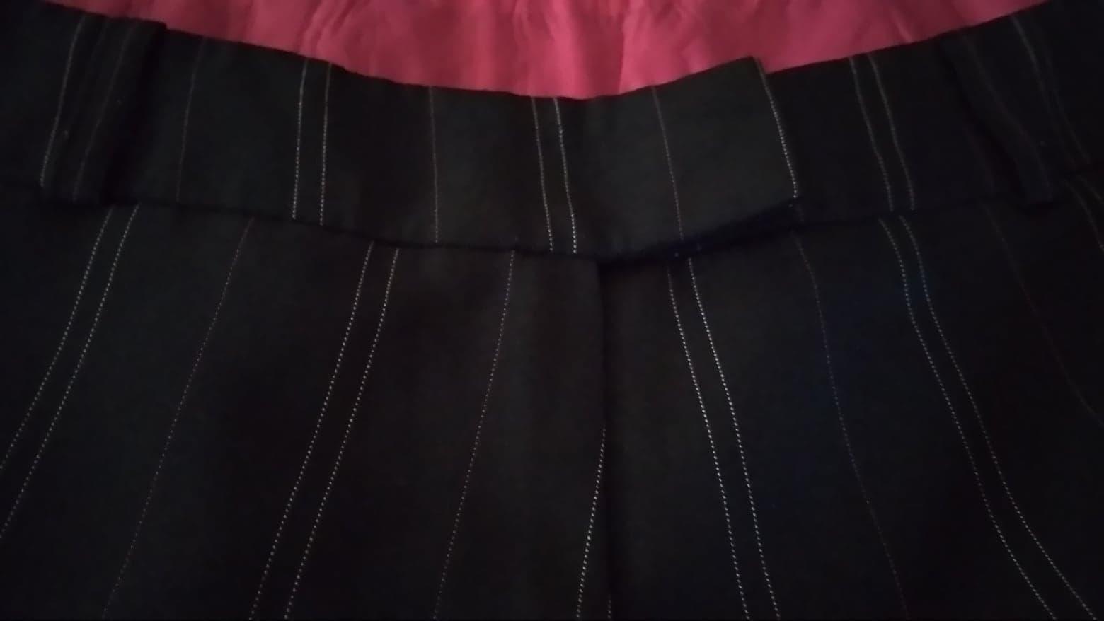 kostýmové nohavice Zn. amaranto - Obrázok č. 1